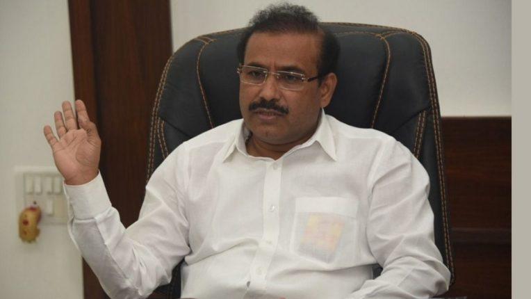 राजेश टोपे, आरोग्यमंत्री, महाराष्ट्र राज्य
