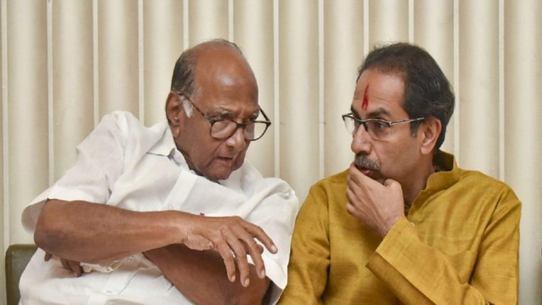 Pawar-Thackeray worried about winning the mini assembly seat