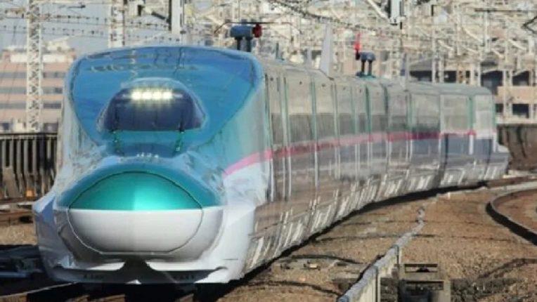 मुंबई-अहमदाबाद बुलेट ट्रेनच्या कामाला सुपरवेग; जपानने पहिल्यांदाच शेअर केले फोटो, पाहा कशी असेल बुलेट ट्रेन ?