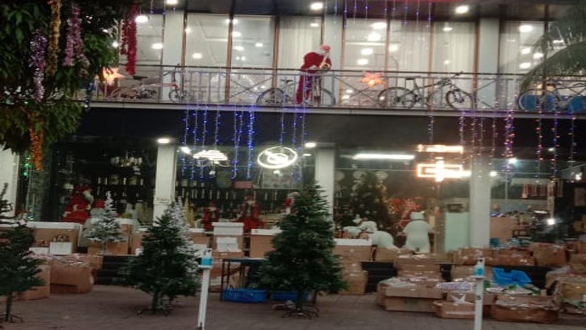 christmas beginning