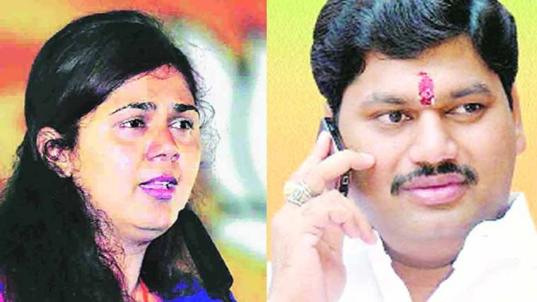 Dhananjay Munde called and inquired about Pankaja Munde's health