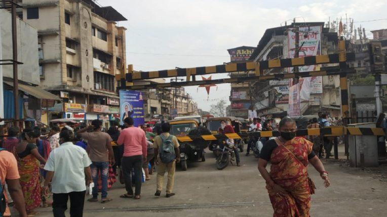 Lack of transport system in Divya