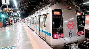 दिल्लीत धावणार चालकरहित मेट्रो – पंतप्रधान मोदी दाखविणार हिरवा कंदील