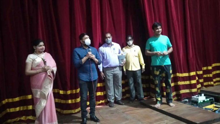 drama at atre theatre