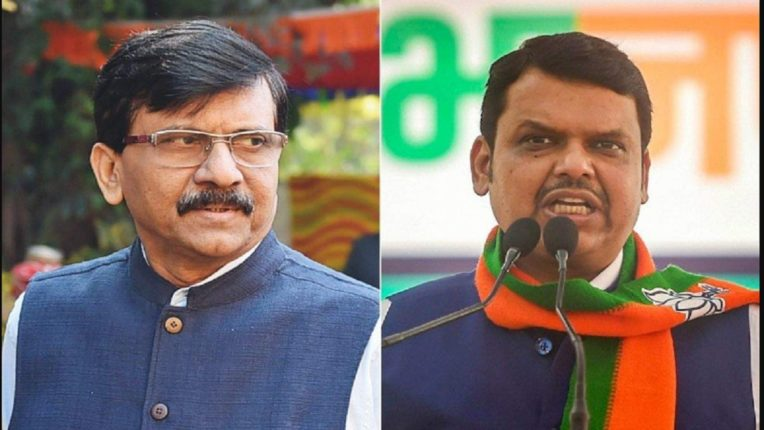 Devendra Fadnavis's unequivocal answer to Sanjay Raut who accused BJP from ED inquiry