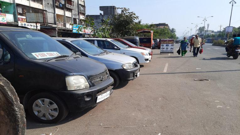 four wheeler market vasai