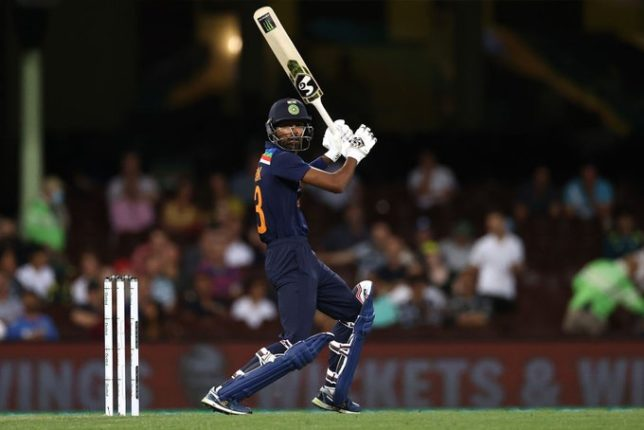 India win the series by winning the second T20 match in a row Defeat of Australia