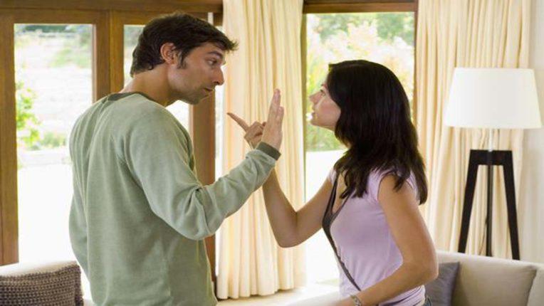 husband fed up of wife