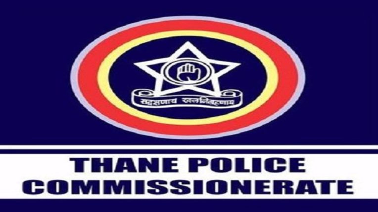 Thane police order issued after state order; Police keep a close eye on curfew nrvb