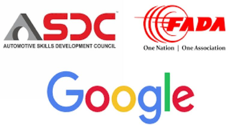 ASDC and FADA join hands with Google to lead the industry's digital transformation