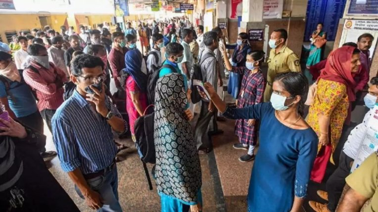 herd immunity possible in india may not be a second peak of covid 19 says experts marathi