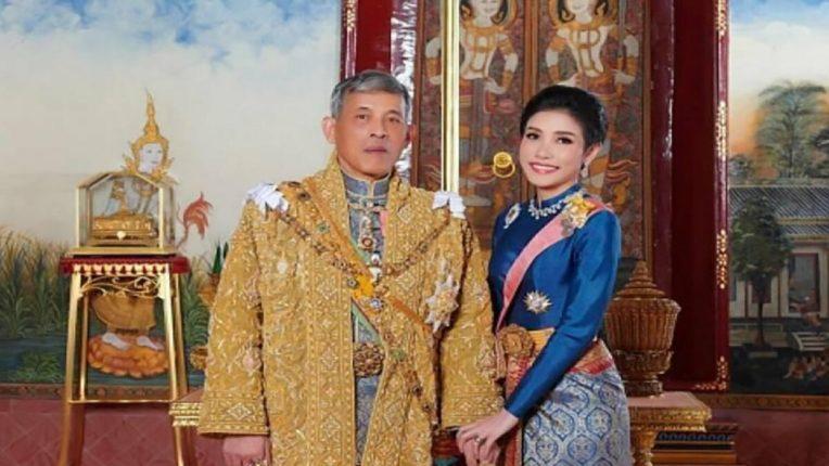 'ती'चा सवती मत्सर : Thailand King च्या गर्लफ्रेंडचा Nude Photo झाला लीक; पुढे झालं असं की... (फोटो साभार : डेली मेल)