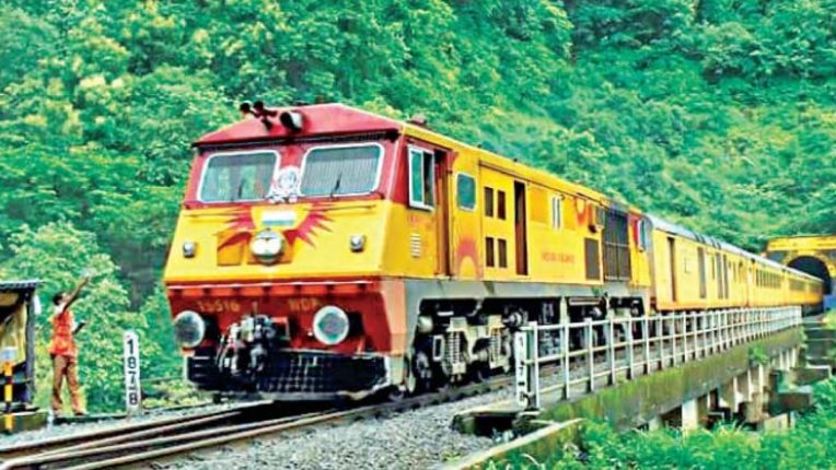 Consolation to Konkan people Tejas Express on track again from tomorrow nrvb