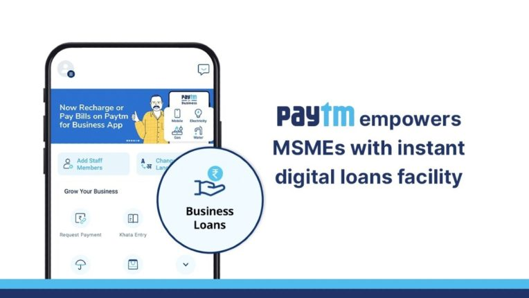 Paytms partnership with Suryodaya Small Finance Bank to enable MSMEs with instant digital loans