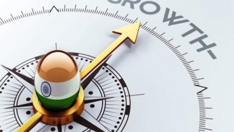 Indian economy leaps and bounds nrvb