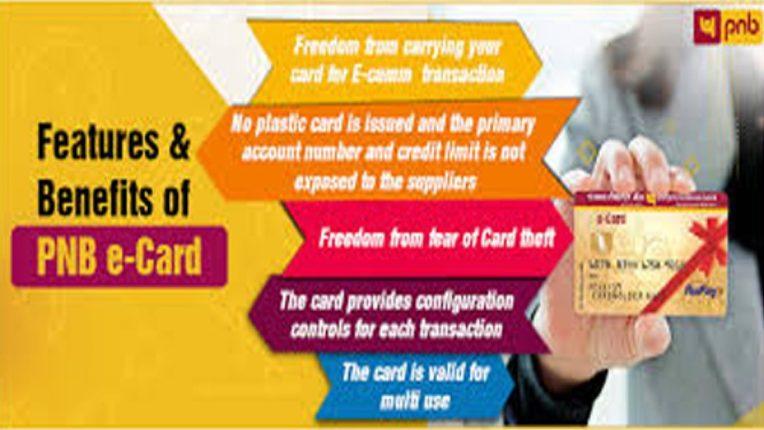 Punjab National Bank introduces PNB e-credit card nrvb