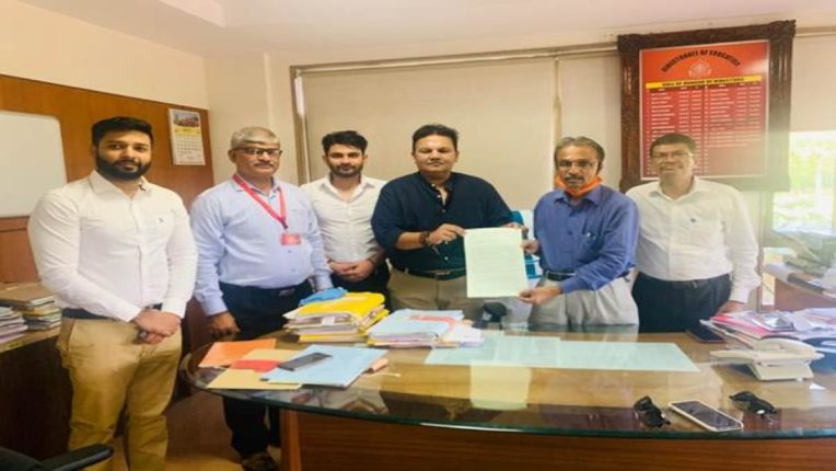 Stepapp signs cooperation agreement with Goa government implementation of gamified learning in all government and private schools nrvb