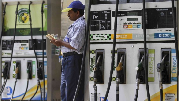 petrol diesel price hike in maharashtra