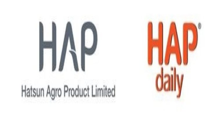 Hatson Agro Products Ltd reaches 3000 outlets with HAP Daily outlets