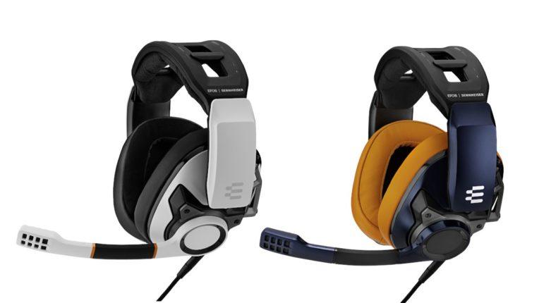 EPOS series of premium headphones