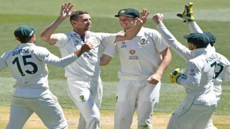टीम इंडियावर ऑस्ट्रेलियाचं कांगारू पॅटर्न, अवघ्या ३६ धावांत लोटांगण