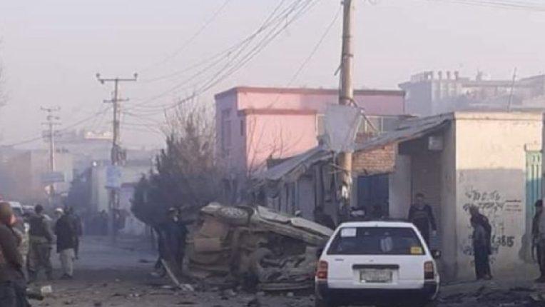 अफगाणिस्तानात पुन्हा एकदा दहशतवादी हल्ला, बॉम्बस्फोटात डॉक्टरांसह पाच जण ठार