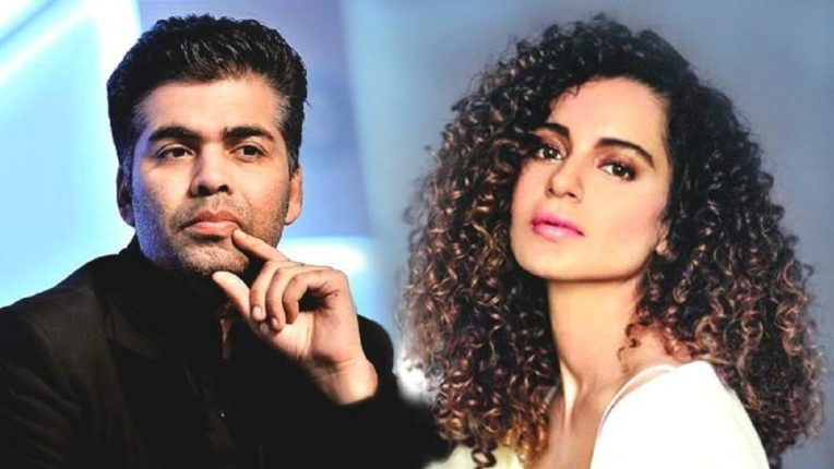 Why didn't the Fadnavis government investigate Karan Johar's party? When will the NCB show the courage to investigate Kangana who confessed to taking drugs?