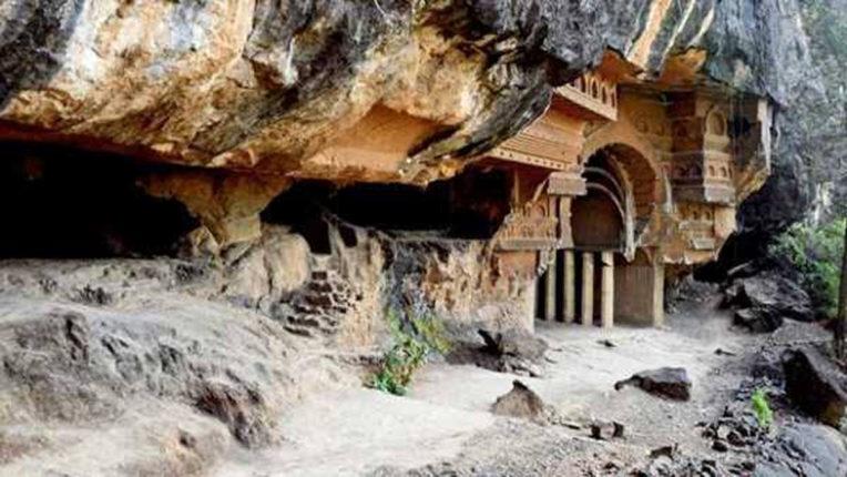 karjat caves view