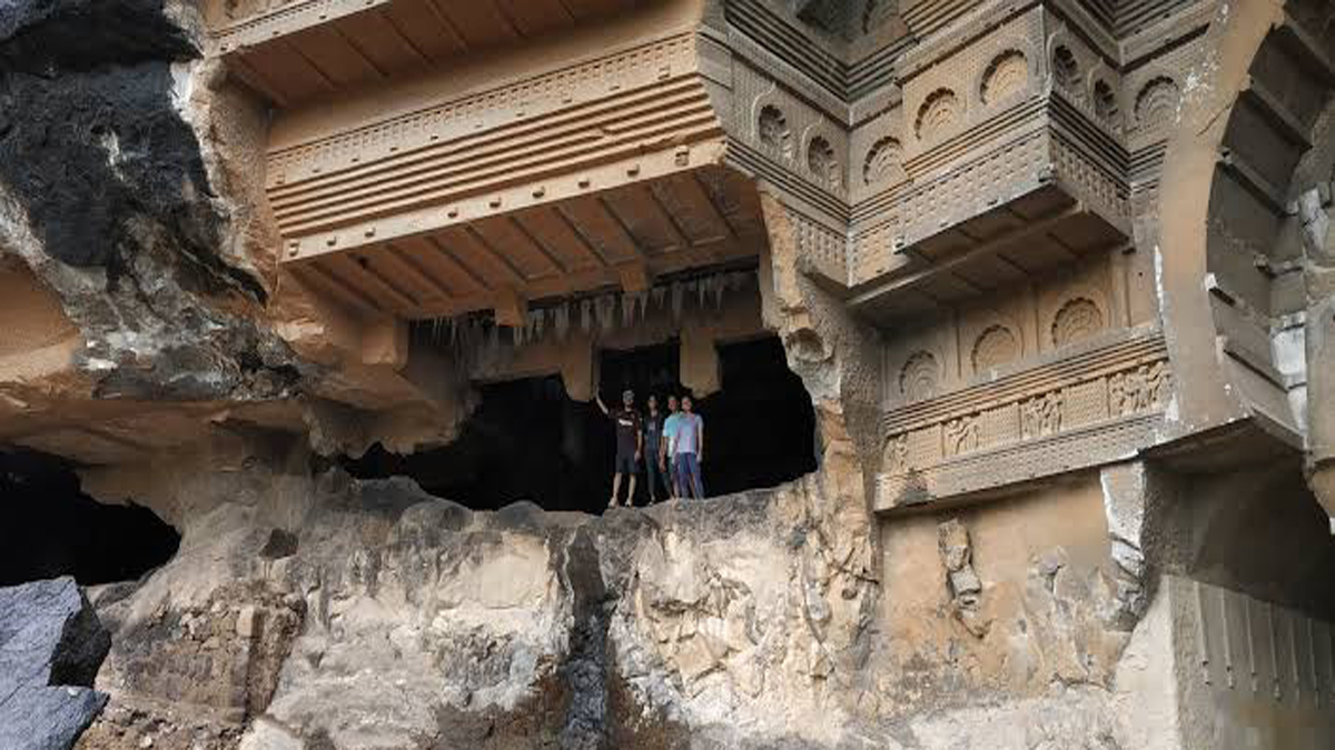 karjat caves