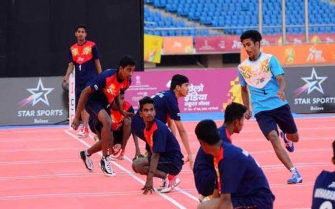 kho kho players