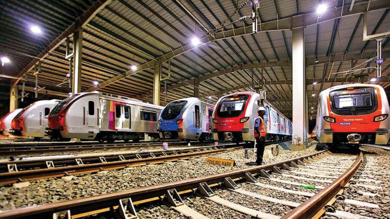 metro carshande mumbai