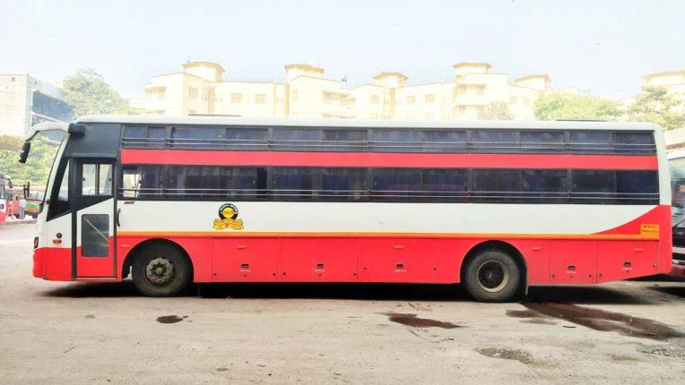 पर्यटकांसाठी आनंदाची बातमी, मुंबई-गोवा महामार्गावर एसटी बस धावणार