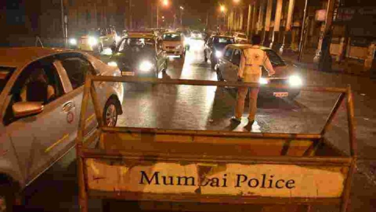 Mumbai Police's 'Operation All Out' - Combing operation in the city