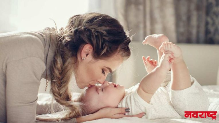 आई झाल्यानंतर सौंदर्याबद्दलचा विचार