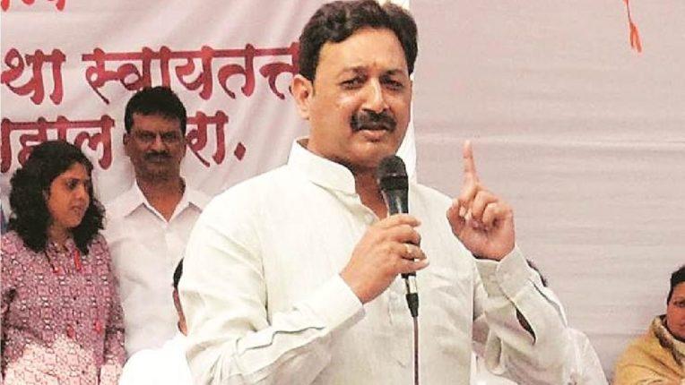 MP Sambhaji Raje criticizes Sharad Pawar and Mahavikasaghadi government