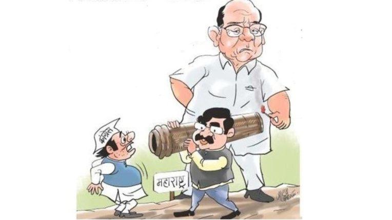 Shiv Sena wants Sharad Pawar to be UPA chief nrvb