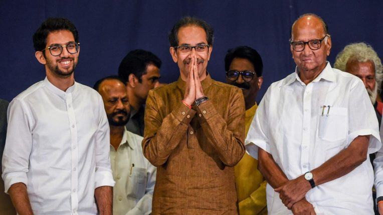 On Sharad Pawar's birthday, the Thackeray government will give him a unique gift