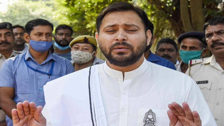 Tejaswi Yadav's statement has caused a stir in Bihar Election winds to blow again in Bihar