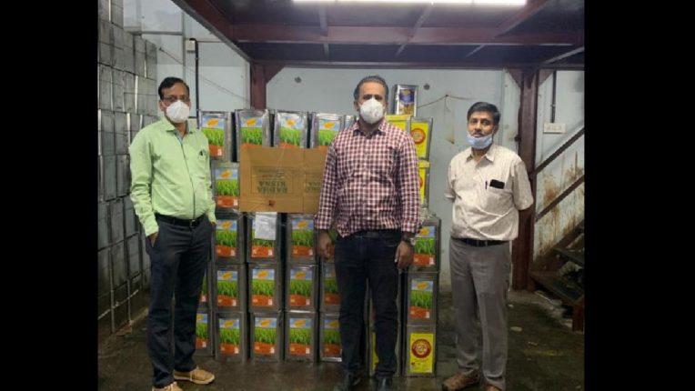 ठाण्यात एफडीएची धाड ; पामतेलाची भेसळ करून पनीर उत्पादन करणाऱ्या व्यावसायिकांवर कारवाई