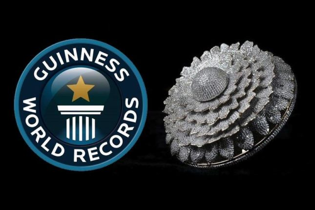 'मॅरीगोल्ड' हिरेजडित अंगठीची 'गिनिज बुक ऑफ वर्ल्ड रेकॉर्ड' मध्ये नोंद; असा झाला जागतिक विक्रम