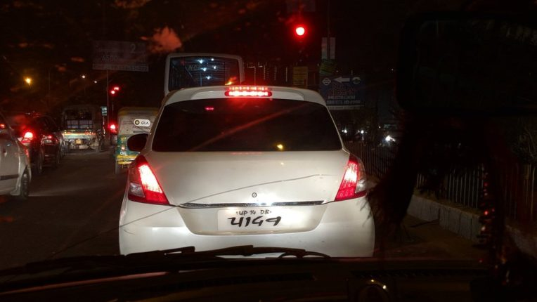 Action will be taken against vehicles with caste stickers; The complaint was lodged by a teacher from Maharashtra
