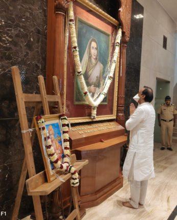 जिजाऊ माँसाहेबांच्या स्वाभिमानी विचारांवरच महाराष्ट्राची वाटचाल ; राजमाता जिजाऊ यांच्या जयंतीनिमित्त उपमुख्यमंत्री अजित पवार यांचे अभिवादन