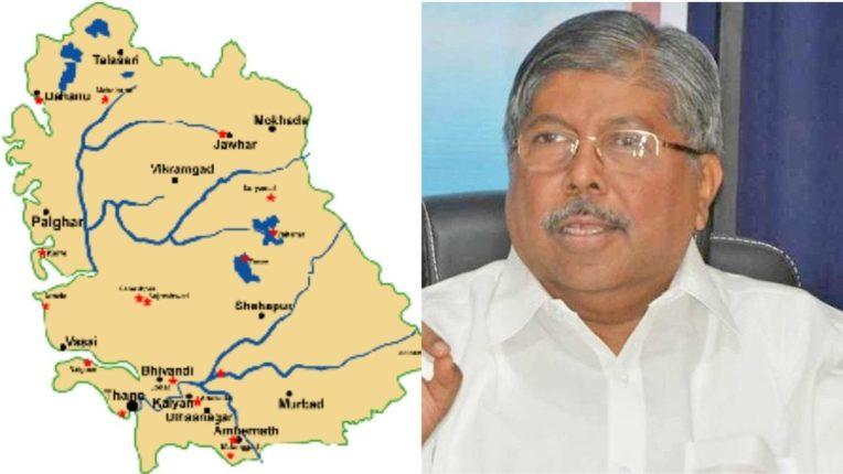 कोंकण आणि भाजप प्रदेशाध्यक्ष चंद्रकांत पाटील