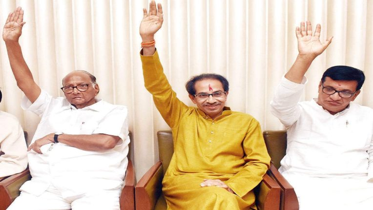 राष्ट्रपती राजवटीचे सावट, मविआ सरकारवर संकटाचे ढग, बंगालच्या निवडणुकीनंतर बॉम्ब पडणार?