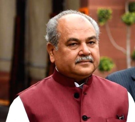 पंतप्रधान पीक विमा योजनेची पाच वर्षे; केंद्रीय कृषी मंत्री  नरेंद्र सिंह तोमर