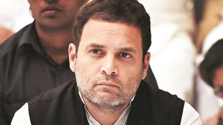 राहुल गांधी येत्या २५ मे रोजी महाराष्ट्रात येणार ; राजीव सातव यांच्या कुटुंबियांना भेटणार