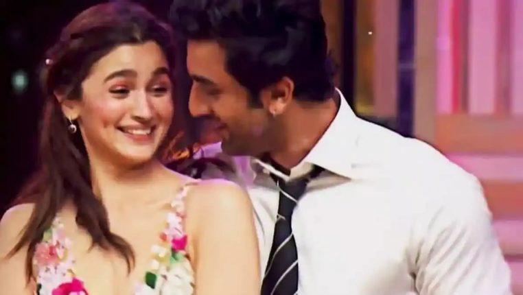 aalia bhatt with ranbir