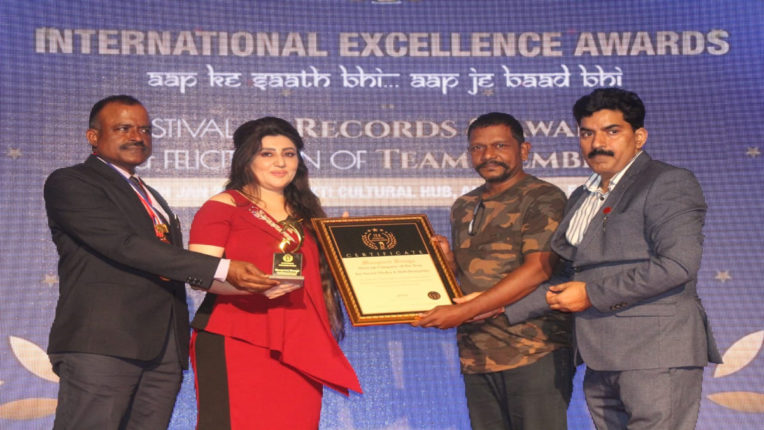 award to premsagar mestri