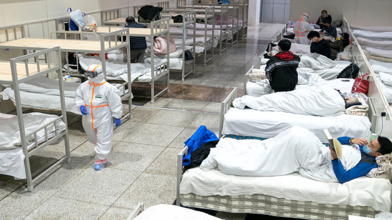 corona patients