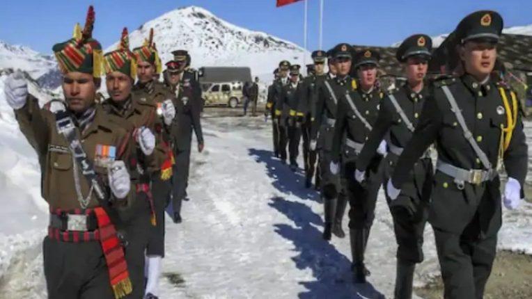 भारत-चीन पुन्हा एकदा युद्धाच्या उंबरठ्यावर, सिक्कीमध्ये सुद्धा चीनचा घुसखोरी करण्याचा प्रयत्न